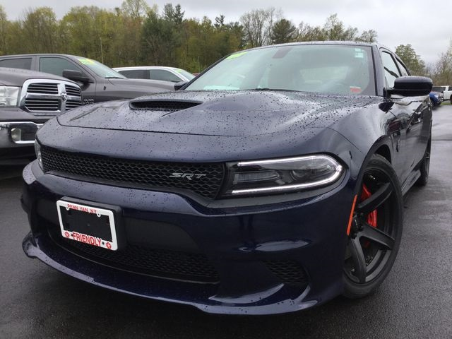Pre-Owned 2017 Dodge Charger SRT Hellcat