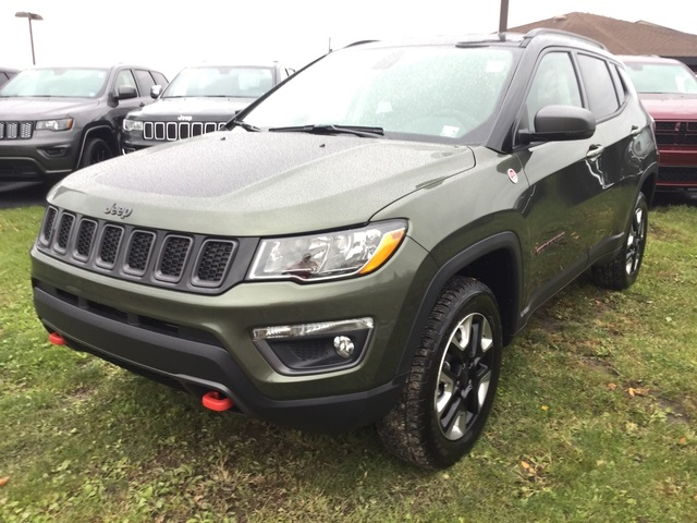 new 2018 jeep compass trailhawk sport utility in penn yan 28145 friendly cdjr. Black Bedroom Furniture Sets. Home Design Ideas