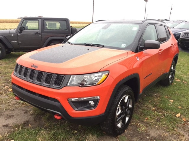 new 2018 jeep compass trailhawk sport utility in penn yan 28147 friendly cdjr. Black Bedroom Furniture Sets. Home Design Ideas