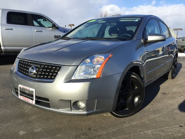 pre-owned 2009 nissan sentra 2.0 s 4d sedan in penn yan #29273a