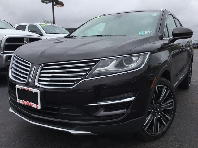 Pre-Owned 2017 Lincoln MKC Black Label