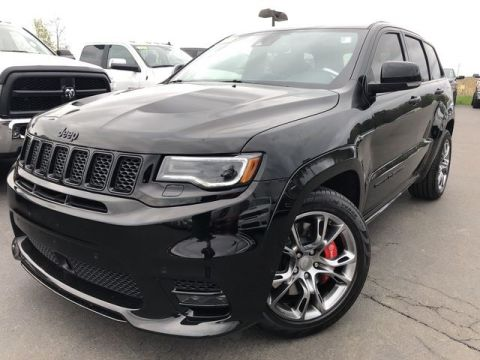 Certified Pre-Owned 2018 Jeep Grand Cherokee SRT