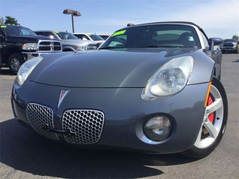 Pre-Owned 2008 Pontiac Solstice Base